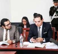 ECUADOR.- La Fiscalía desistió de vincular al exgerente de Petroecuador en un nuevo proceso penal. Foto: API