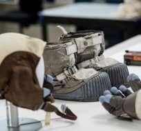 CHANTILLY, EEUU.- El 16 de julio se recuerda el 50 aniversario del despegue del Apolo 11. Foto: AFP