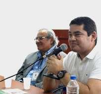 ECUADOR.- Diana Atamaint y el mismo presidente del CPCCS fueron llamados a la Comisión de Participación Ciudadana. Foto: Twitter