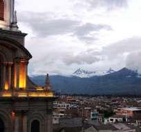 ECUADOR.- Según el Instituto Geofísico, la magnitud del movimiento telúrico fue de 3.7. Foto: Archivo
