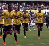 Los 'toreros' vencieron en la final a Liga de Quito con un global de 2-1. Foto: API