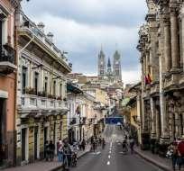 QUITO, Ecuador.- Este proyecto pretende disminuir el índice de inseguridad en el Centro Histórico.
