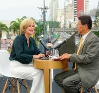 Viteri respalda entrega de recursos a Gobiernos Autónomos. Foto: Alcaldía Guayaquil