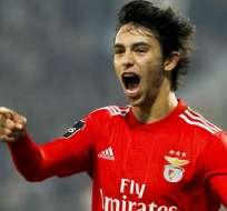 Ganó un título de Liga con el Benfica.