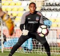 Llegó a Colo Colo procedente de Independiente del Valle.