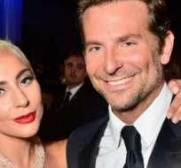 Bradley Cooper y Lady Gaga podrían volver a trabajar juntos. Foto: AFP - Archivo