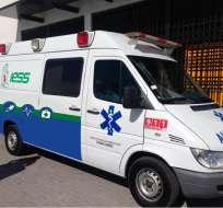Servicio de ambulancias del IESS no será privatizado. Foto: Referencial - Archivo