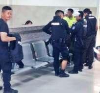 Con normalidad continúan las actividades en CRS El Rodeo. Foto: Twitter