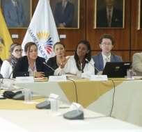Fiscal general pidió a Asamblea tipificar como delitos aportes ilegales a campañas. Foto: Asamblea