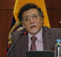 Contralor Pablo Celi critica resistencia de ciertos jueces. Foto: API - Referencial