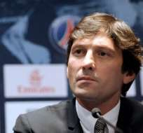Leonardo, Director Deportivo del PSG.