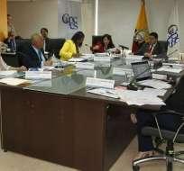 En mayo, la CC resolvió que el nuevo Consejo no puede revisar decisiones del transitorio. Foto: API