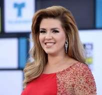 La ex Miss Universo muestra una escultural figura tras perder peso. Foto: Archivo AFP