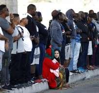Medida fue demandada por la Unión Americana de Libertades Civiles. Foto: AP