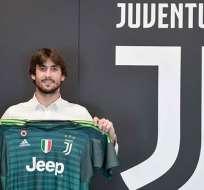 Mattia Perin dejará la Juventus.