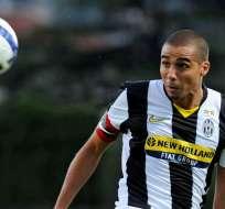 David Trezeguét, exfigura de la Juventus.