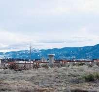 ADX Florence, en Colorado, es considerada la prisión más segura de Estados Unidos. Foto: AFP