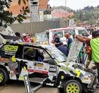 Paramédicos de la Cruz Roja atendieron la emergencia. Foto: Cortesía