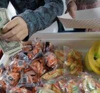 Las familias debían unos 22.000 dólares. Foto: AP (referencial)