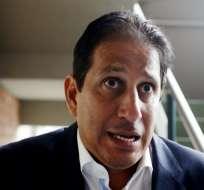 José Francisco Cevallos, presidente de BSC. FOTO: API