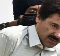 EE.UU.- El 'Chapo' ya cumple su pena en la prisión de máxima seguridad ADX. Foto: Archivo