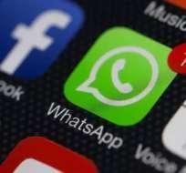 El truco secreto para recuperar los audios de Whatsapp. Foto: AP - Archivo