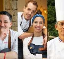 """Reconocidos chefs compartirán sus secretos en """"Raíces 2019""""."""