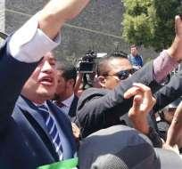 ECUADOR.- El presidente del CPCCS deberá comparecer ante la comisión legislativa el lunes 29 de julio. Foto: Archivo