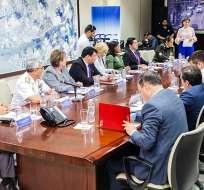 La alcalde de la urbe y la ministra del Interior difieren por Plan Más Seguridad. Foto: Archivo CSCG