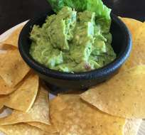 EEUU.- El guacamole es una tradicional salsa mexicana. Foto: Pixabay