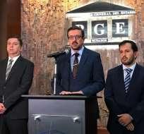 Foto: Procuraduría General de Ecuador