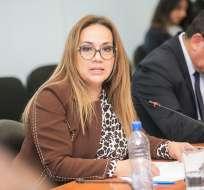 ECUADOR.- Según su exasistente, Rosa Orellana le pedía $1.000 mensuales para el movimiento. Foto: Archivo