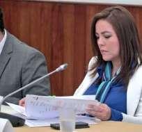 QUITO, Ecuador.- La comisión legislativa ya procesa dos solicitudes, las cuales unificó para su tratamiento. Foto: Twitter