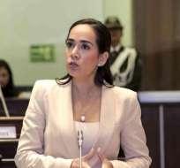 QUITO, Ecuador.- Los legisladores podrían declarar la solicitud de la Corte de Justicia como improcedente. Foto: Archivo