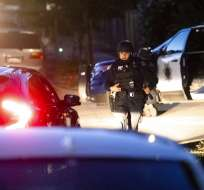 3 muertos y 12 heridos por tiroteo en un festival en EEUU. Foto: AP