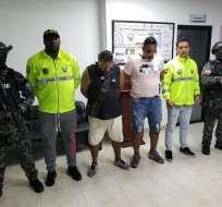 El Frente Oliver Sinisterra era liderado por alias 'Guacho', abatido en diciembre de 2018. Foto: Ministerio del Interior