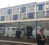 ECUADOR.- El empresario y la parlamentaria andina son mencionados en archivos del caso Sobornos. Foto: Archivo