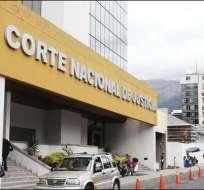 ECUADOR.- Los magistrados se negaron a que se les levante el sigilo bancario y a dar declaraciones de bienes. Foto: Archivo