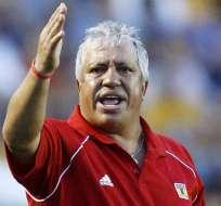 Américo Gallego, entrenador argentino.