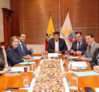 QUITO, Ecuador.- El CAL aprobó el pedido de la comisión de Fiscalización y el receso iniciará el 19 de agosto. Foto: Asamblea