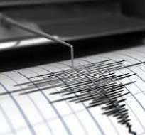 CHILE.- En la capital, Santiago, el sismo generó algunas escenas de pánico. Foto: Referencial