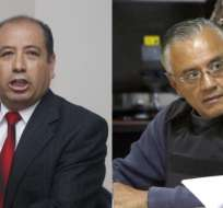 ECUADOR.- En rueda de prensa, el magistrado se refirió a la causa que se sigue en su contra por dictamen sobre Mera.