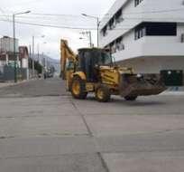 La construcción y el mantenimiento de las avenidas también llama la atención. Foto: Ministerio de Recursos