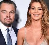 Camila Morrone reaccionó a las críticas por la diferencia de edad que tiene con el actor. Foto: Archivo AFP