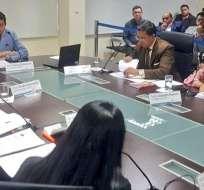 Se pedirá informe jurídico sobre medidas cautelares otorgadas en contra del CPCCS para la designación del Defensor Público.