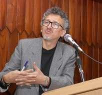 ECUADOR.- Ramiro Ávila fue denunciado por prevaricato en la sentencia, pues habría tenido intereses. Foto: Archivo