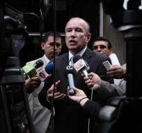 ECUADOR.- Exveedor que investigó contratos de Fabricio Correa fue detenido cerca de Guaranda. Foto: Archivo
