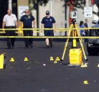 """EEUU.- Texas y Ohio fueron víctimas de dos balaceras, calificadas por Trump como """"cobardía"""". Foto: AFP"""