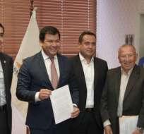 QUITO, Ecuador.- Ministro Richad Martínez anunció que el Régimen cancelará $6.000 en lugar $3.000 en últimos tres meses.