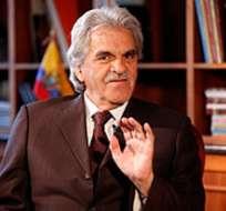 Raúl Pérez Torres fue ministro de Cultura por alrededor de dos años.